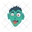 Ghost Scary Face Icon