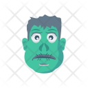 Clown Scary Monster Icon