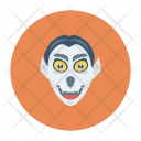Scary Clown Spooky Icon