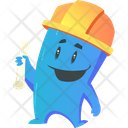 Monster As Engineer Icon