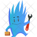 Monster As Fixer Icon