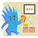 Monster At House Icon