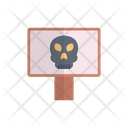 Board Halloween Monster Icon