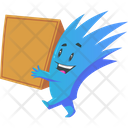 Monster Delivery Man Icon