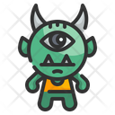 Monster Doll Icon