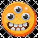Monster Emoji Icon