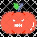 Monster Pumpkin Icon