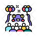 Monster Theme Party Icon