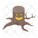 Monster Tree Icon