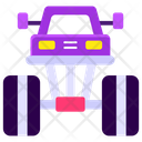 Monster Truck Utility Truck Quad Truck Icon