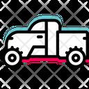 Monster Truck Travel Icon
