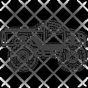 Monster Truck Monster Truck Icon