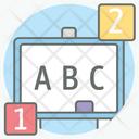 Montessori Education Primary Learning Basic Education Icon