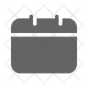 Month Date Interface Icon