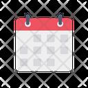 Month Planning Calendar Icon