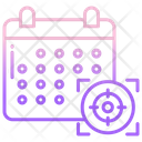 Monthly Target Icon