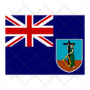 Montserrat Flag Flags Icon