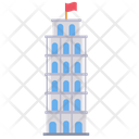 Monument Building Property Icon
