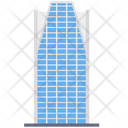 Monument Building Tower Icon