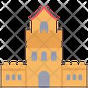 Monument House Church Icon