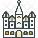 Russia Building Castle Icon