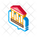 Architecture Monument Story Icon