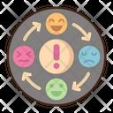 Mood Swing Depression Bad Mood Icon