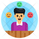 Autism Emotions Multiple Emotions Self Emotions Icon