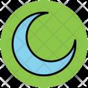 Moon Satellite New Icon
