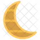 Moon Satellite Natural Light Icon