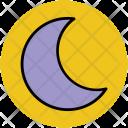 Moon Sky Night Icon
