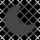 Dark Mode Night Icon