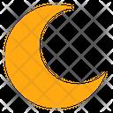 Moon Night Sleep Icon