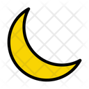 Moon Night Space Icon