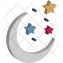 Astronomy Moon Planet Icon