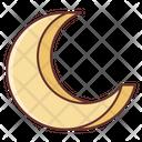 Moon Crescent Crescent Moon Icon