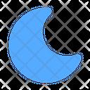 Moon Night Dark Mode Icon