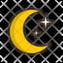 Moon Night Weather Icon