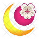Moon Sakura Festival Icon