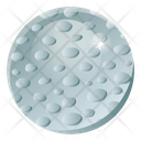 Moon Planet Lunar System Icon
