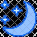 Weather Moon Sparkle Icon