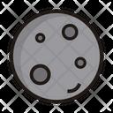 Moon Night Moonlight Icon