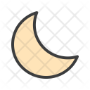 Moon Sky Night Icon
