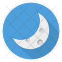 Moon Night Halloween Icon