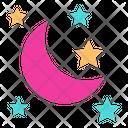 Baby Child Sleeping Icon
