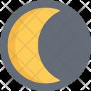 Moon Nature Phenomenon Icon