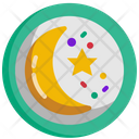 Moon And Star Icon