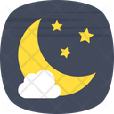 Night Sky Nighttime Icon