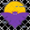 Moon Bat Icon