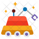 Moon Car Icon